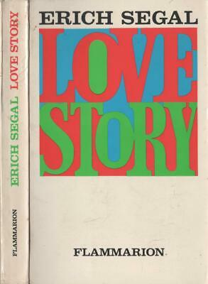 Love Story Erich Segal Occasion Livre