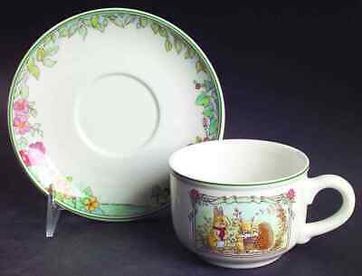 Villeroy & Boch FOXWOOD TALES Cup & Saucer 5891236