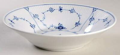 Royal Copenhagen BLUE FLUTED PLAIN Pasta Bowl 10394482