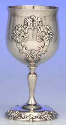 Reed & Barton KING FRANCIS (SILVERPLATE) Water Goblet 1930884