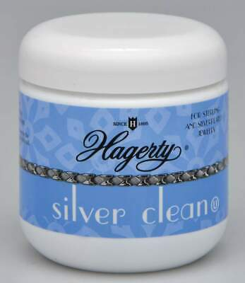 Hagerty SILVER CARE Silver Jewelry Cleaner 7 Oz 10926590