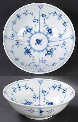 Royal Copenhagen BLUE FLUTED PLAIN Soup Cereal Bowl 7019287