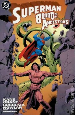 Superman Blood of My Ancestors #1 2003 VF Stock Image