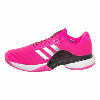 purchase cheap 5c4cc 96175 ADIDAS HERREN BARRICADE 2018 Boost Tennis Allcourtschuh Pink EU NEU