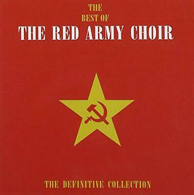 The Definitive Collection, The Red Army Choir, Audio CD, New, FREE & Fast Delive