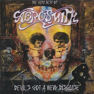 Aerosmith - Devil's Got A New Disguise: The Very Best Of [CD 2006]