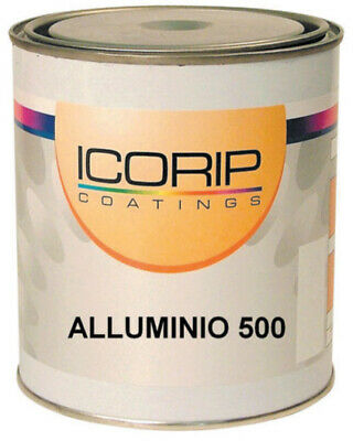 Icorip 500 Ml Enamel Aluminium Diamond for High Heat Products for Iron