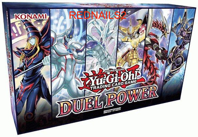 Yugioh Duel Power Box