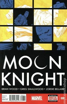 Moon Knight (5th Series) #8A 2014 Shalvey Variant NM Stock Image