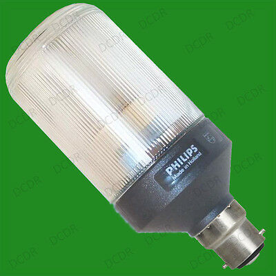 Rare Antique 18W Philips SL*18 Worlds First CFL 1983 Vintage Light Bulb B22