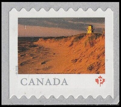 Canada 3061 Far & Wide Covehead Harbour 'P' single (from coil of 5000) MNH 2018