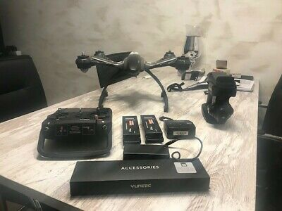 Yuneec Action 4K Camera with gimbal TYPHOON H CGO3+