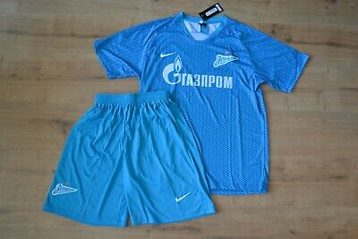 The new football form of the club Zenit St Petersburg season 2018-2019