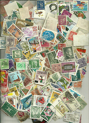 500 Worldwide Stamps,  All Different, No Us 23