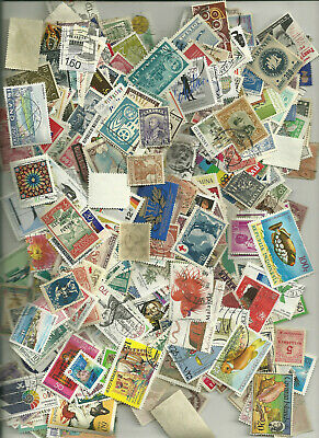 500 Worldwide Stamps,  All Different, No Us 24