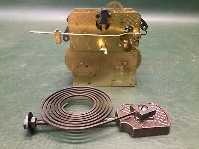 NOS Vintage FHS 141-070 29cm '74 Clock Movement Made in Germany