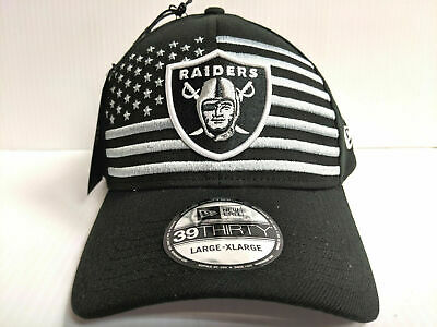 5b07b14576ca6c Oakland Raiders Cap New Era 39Thirty Stretch 2019 On Stage NFL Draft Hat