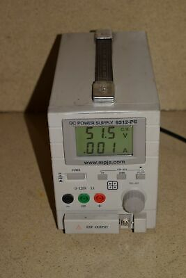 Mpja 9312-Ps Dc Power Supply