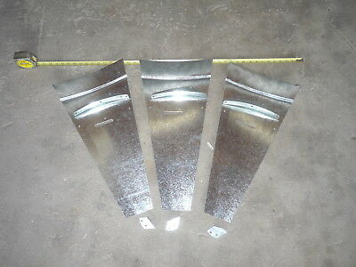 3  New Farm Windmill  Blade Fan Section  Dempster 6 Ft  Wall Art Craft Project