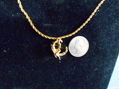 bling gold plated nude women moon pendant charm hip hop chain necklace jewelry