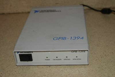 National Instruments Model Gpib-1394 P/N 185598C-01 (#54)