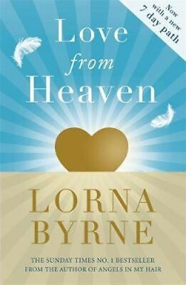 NEW Love From Heaven By Lorna Byrne Paperback Free Shipping