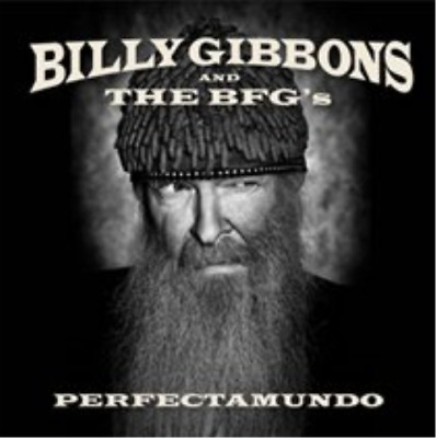 Billy Gibbons and the BFG's-Perfectamundo (UK IMPORT) CD NEW