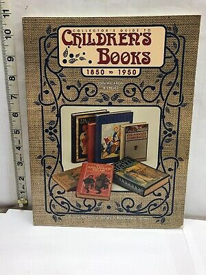 CHILDREN's BOOKS  1850-1950 Identification Price Guide collector Value Photos