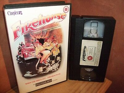 Firehouse - Rare  Big Box vhs