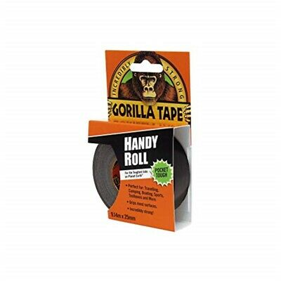 Gorilla Tape Handy Roll 25mm x 9m - Glue Strong Duct 1