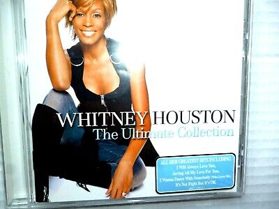 WHITNEY HOUSTON - The Ultimate Collection (CD 2007) 18 TRACKS