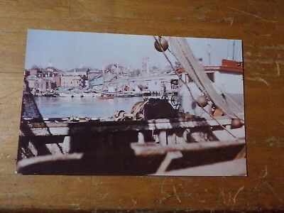 Vintage Postcard Harbor View, Gloucester, Mass.