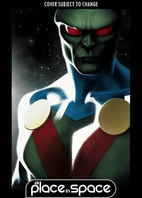 Martian Manhunter, Vol. 5 #4B - Middleton Variant (Wk13)