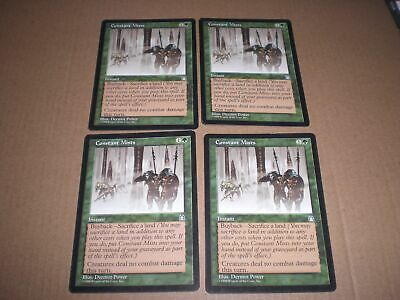 MAGIC THE GATHERING CONSTANT MISTS STRONGHOLD MTG *