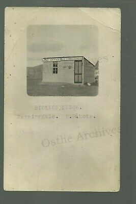 Farmingdale SOUTH DAKOTA RP c1910 LAND OFFICE nr Rapid City Scenic GHOST TOWN!!