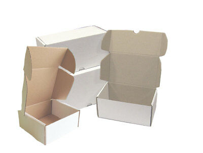 Small Mailing Boxes | White | Pack of 15 |  Small Gift Boxes