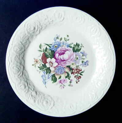 Tabletops Unlimited VICTORIAN ROSE Dinner Plate S1250103G2