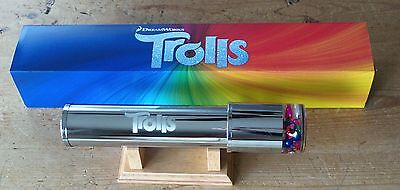 Rare Trolls Kaleidoscope Movie Promo Dreamwork Promotional Swag Giveaway