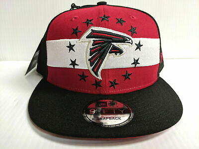 2a59458c ATLANTA FALCONS NEW Era 2019 NFL Draft On Stage 59FIFTY Fitted Hat ...
