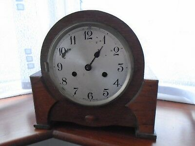 Vintage Chiming Mantel  Clock Made in England