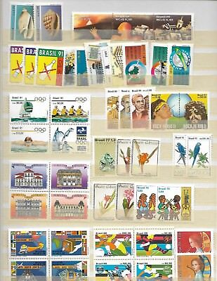 World Wide Stamp Lot -  Mint and Used Complete Sets - $1000 Value Minimum