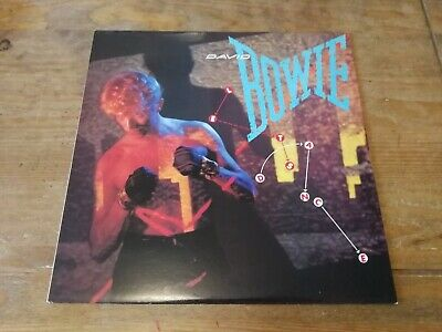 David Bowie - Let's Dance - Original UK LP (1983) EMI-America *GREAT VINYL*