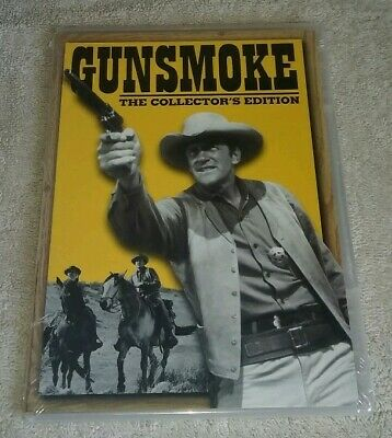 GUNSMOKE THE COLLECTORS Edition DVD NEW 6 Episodes - $7 99