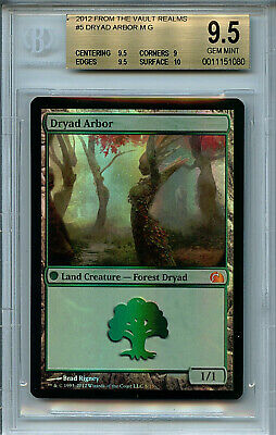 Charmille dryade NM//M MTG Magic FTV MRM ENGLISH FOIL Dryad Arbor
