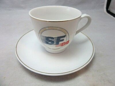 1984 Democratic National Convention. San Francisco CA. Cup & saucer