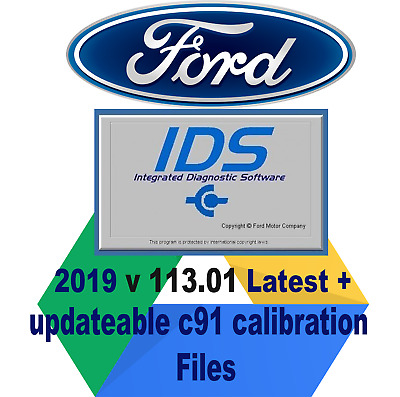 FORD IDS DIAGNOSTIC Software 113 0 2019 6 with online