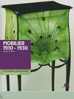 French furniture : The years 1910 - 1930