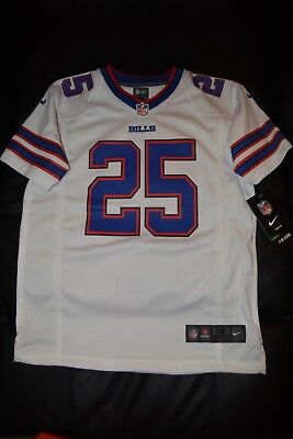 competitive price 869de 0c041 BUFFALO BILLS LESEAN McCoy #25 Red Color Rush STITCHED Nike ...