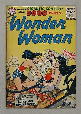 Wonder Woman (1st Series DC) #84 1956 GD 2.0