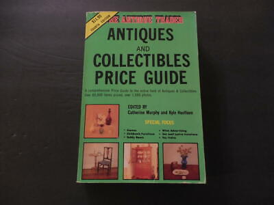 The Antique Trader Antiques And Collectibles Price Guide sc 4th ed      ID:21491